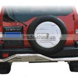 REAR BUMPER GUARD FOR MITSUBISHI PAJERO IO