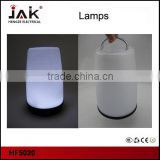 JAK HF5020 patent design CE RoHS certificated hot sell sound and touch pagoda garden lanterns