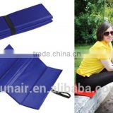 Portable seat cushion outdoor cushion