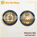 custom challenge coins Los Angeles Co. challenge coin carpe diem coin gold challenge coin