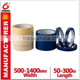 Crepe Paper Automotive Masking Tape With High Temperature Masking Tape                                                                         Quality Choice