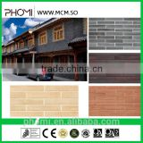 Flexible clay modern house design decorative artificial interior brick walls