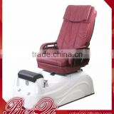 Beiqi Guangzhou Beauty Salon Equipment Pedicure Chair with Drain Pump Foot Massage Chair