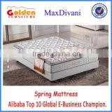 Popular and New Design Pocket Spring mattress in vacuum bag package Bedroom Sleepwell Mattress 3302-2(2)#