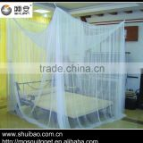 SHUIBAO Long Lasting Insecticide Treated Square Mosquito Net                                                                                                         Supplier's Choice