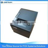 POS80230 USB+LAN+Serial Input Auto-Cutter 80mm Thermal Receipt Printer POS Terminal Printer