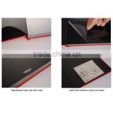 Luxury and Durable fancy photo album pvc sheets black at reasonable prices , OEM available