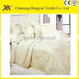 Taffeta Polyester peach skined fabric for bedding sets/Microfiber peach skin brushed fabric from china