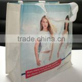 140G PP woven shopping bag,Super-market Bag