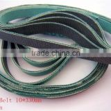 74 micron Diamond belt for abrasive polishing