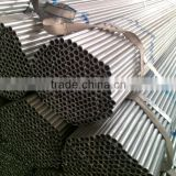 ASTM standard welding tube hot dip galvanized steel tube/pipe buy from China Alibaba Manufacturer