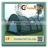 Popular Waterproof Canvas Easy Folding Military Tent