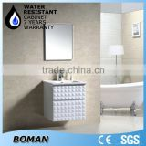 2015 design plastic bathroom towel cabinet