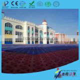 TKL3048-16 most popular long service life infant school/kindergarten interlocking deck tiles
