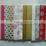 Logo pritned tissue paper/Professional Wrapping /Tissue / Printing Paper                                                                         Quality Choice