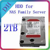 Server hdd ssd hard drive red disco duro 7200rpm 3.5inch nas sevrer hdd 2tb
