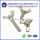 Stainless steel kinds of butterfly wing screw