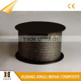 Graphite Packing with Carbon Fiber Core for petro-chemical