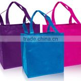 2016 Hot Sale Reusable Shopping Trolley/Cart Grocery Bags Eco-friendly Non-woven