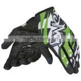 New Motorcycle Gloves Motocross Auto Racing Carbon fiber Gloves Men Protective Sports Gloves