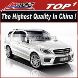 High quality body kit for 2013 BENZ ML63 style AG BENZ ML body kit
