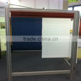 2016 china mini hot cordless pleated blinds in good quality