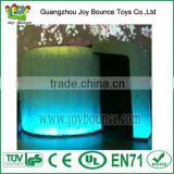 party events spray inflatable booth with led light