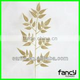 new design cheap artificial tree leaves bamboo for christmas