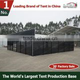 Aluminum Frame with black PVC Structure Tent For Industry Use