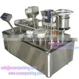 automatic e-liquid filling, plugging and capping machine all in one                                                                         Quality Choice