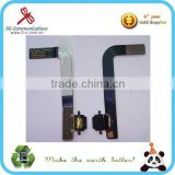 charger dock connector flex cable for ipad 4,USB connector flex cable for ipad 4 replacement