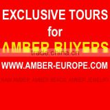 TOUR FOR AMBER BUYERS (RAW AMBER, AMBER BEADS, AMBER JEWELRY)