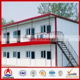space truss prefabricated glass building hall