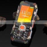 289-Elderly Phone Flashlight Open Directly Fm Radio Open Directly Longtime Use 20days Big Screen With Button Mobile Phone