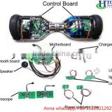 China Htomt Wholesale High Quality Hoverboard Electronic Circuit Board hot sale electric scooter controller board price