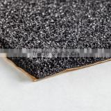 Good price car audio accessories natural skin self adhesion black foam rubber sound insulation mat
