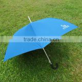 fiberglass silver coating uv protection sun umbrella fabric