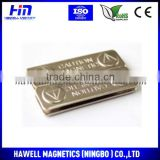Magnetic Metal Engraved Name Badge for Company