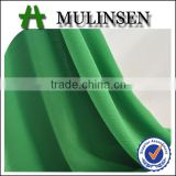Shaoxing Mulinsen hot sale 100% polyester chiffon solid dyed crepe dress materials