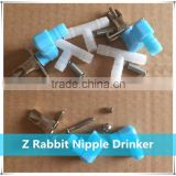 automatic rabbit drinking system parts,rabbit nipple drinker                                                                                                         Supplier's Choice