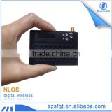 miniature tdd-cofdm transmitter receiver rs485 2.4ghz data transceiver rs232