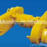 China tier one suppliers XCMG XGMA LIUGONG Grader drive axle spare parts Grader middle axle GPH2000