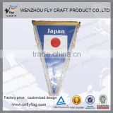 supplier for printed pennant with CE certificate