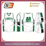 Stan Caleb Top Style Dry Fit Cheap Reversible Basketball Jerseys For Mens factory manufacture european blank basketball jersey
