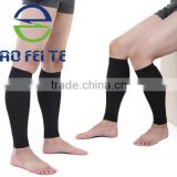 Wholesale best price Men size anti-fatigue compression running sleeve, custom leg compression sleeve