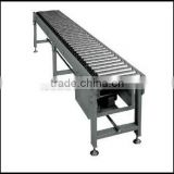 customized double chain driving straight roller conveyor,power straight roller conveyor