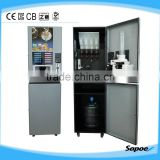Luxury Hot & Cold Coffee Vending Machine with Coin System SC-8904BC4H4