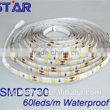 warm white cob flexible tube silicone light color RGB led strip light diffuser cables connecting led strip light