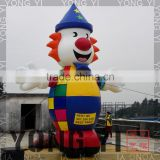 inflatable cartoon clown balloon characters inflatable cartoon Inflatable cartoon characters Advertising inflatable cartoon