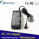 Laptop Charger Parts 19V 3.16A Laptop Charger 60W AC DC Adapter For Acer Laptop